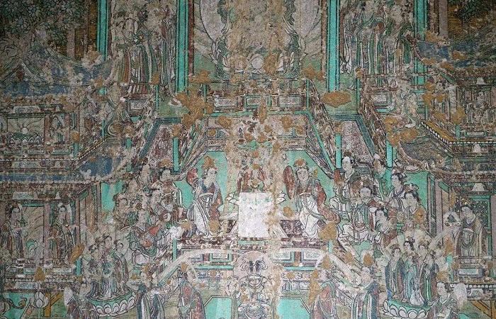 数字化技术揭示宋代珍贵壁画更多神奇