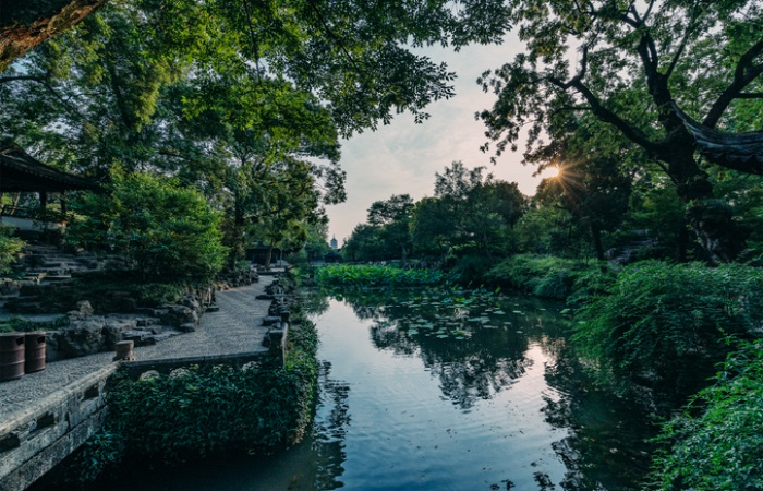 中国传统园林中的建筑小品,你知道有哪些吗?