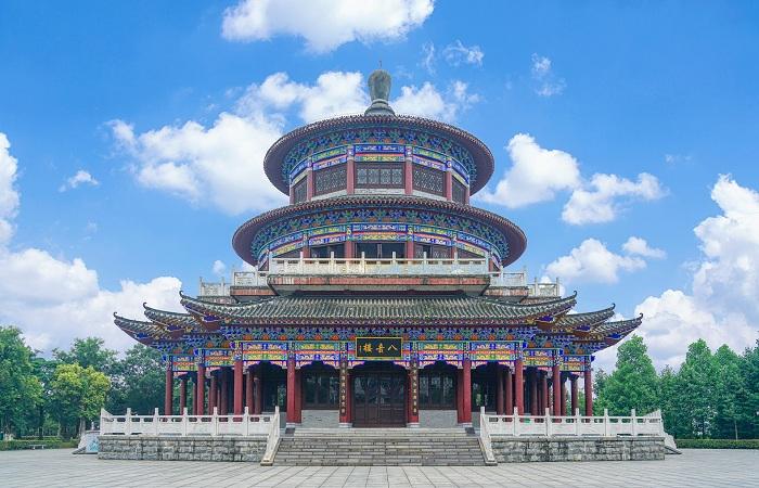 汉字与建筑,穿梭千年的不解之缘