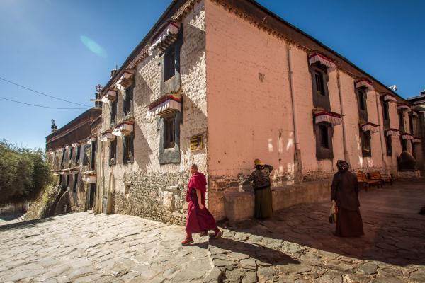 边玛墙——西藏传统建筑文化