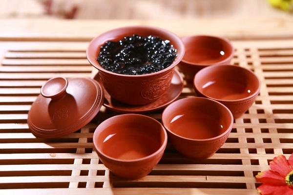 紫砂陶茶具