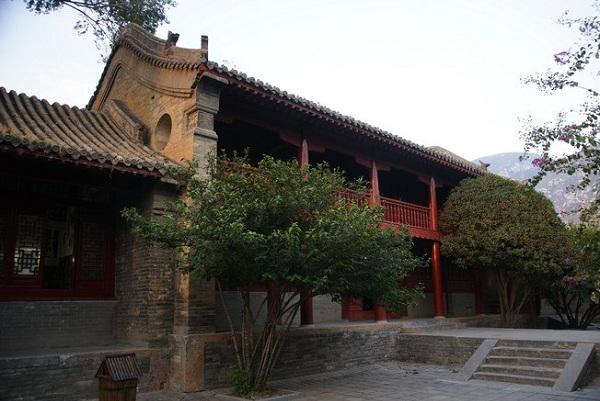 嵩阳书院·藏书楼