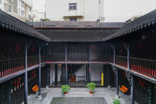 古建筑保护