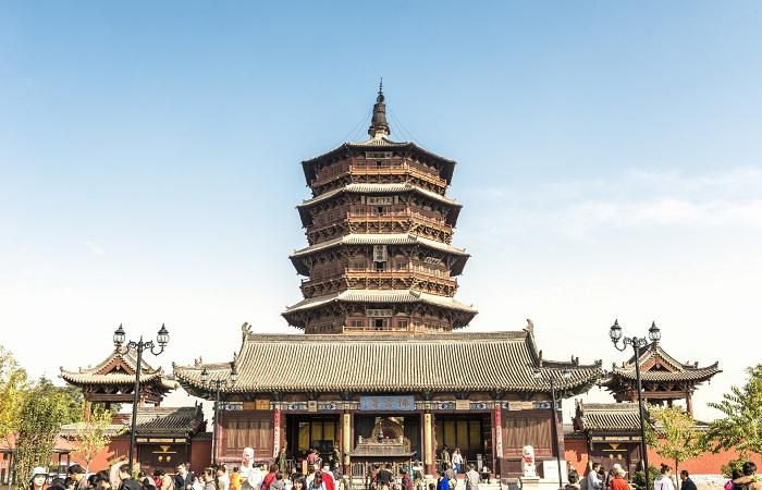 960岁的应县木塔该如何保护
