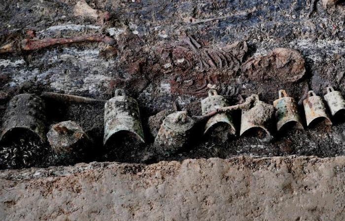 河南发现春秋时期戎人大墓 游牧民族为何迁居洛阳?