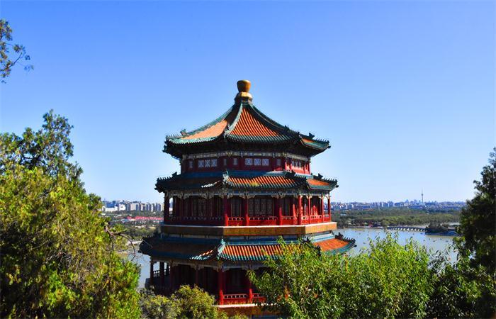 亭台楼阁 轩榭廊舫——中国古建筑之美