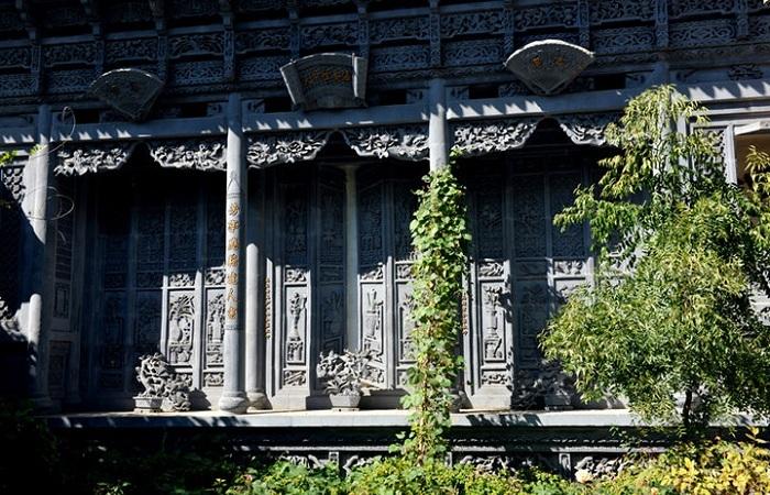 临夏砖雕——刀尖上的艺术