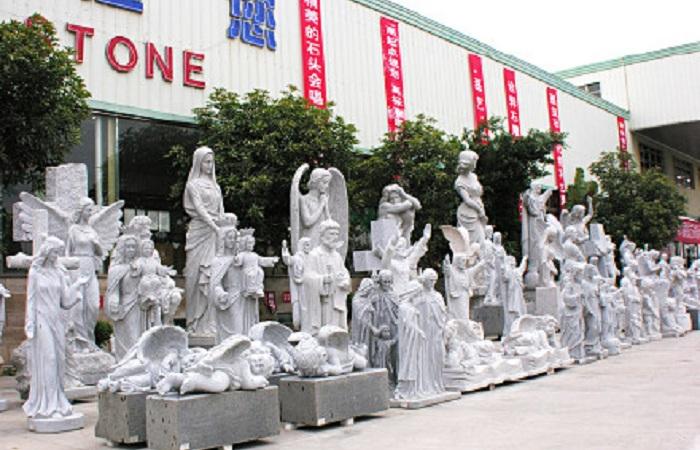 中国石雕艺术大师吴水木的石雕世界