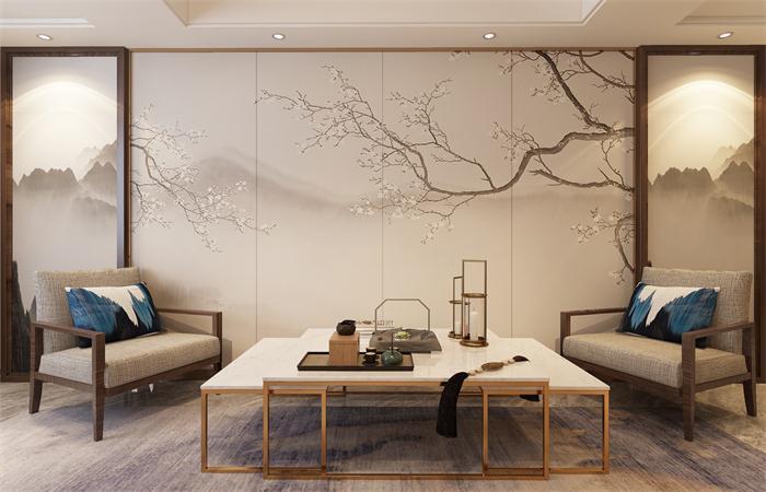 中国当代建筑装饰行业的市场发展