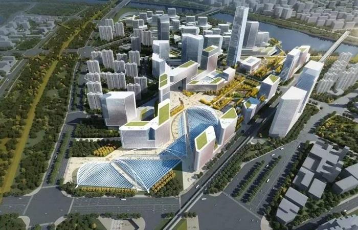 北京城市副中心三大文化建筑及配套共享设施2023年竣工