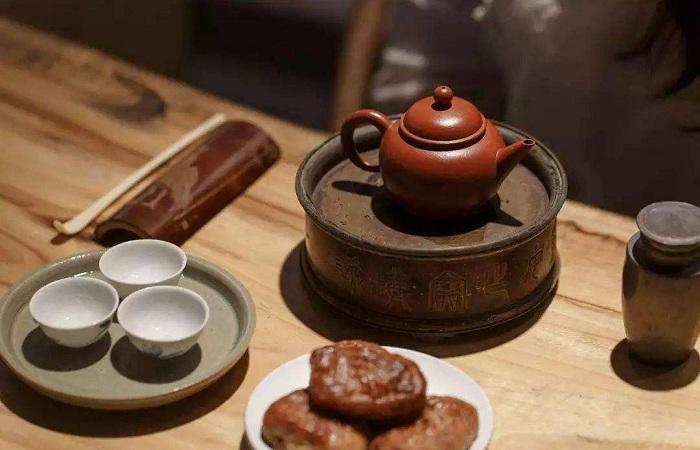 话潮州工夫茶,巧展茶具艺术之韵