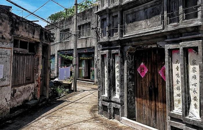 大麦屿街道入选第一批台州市非遗主题小镇