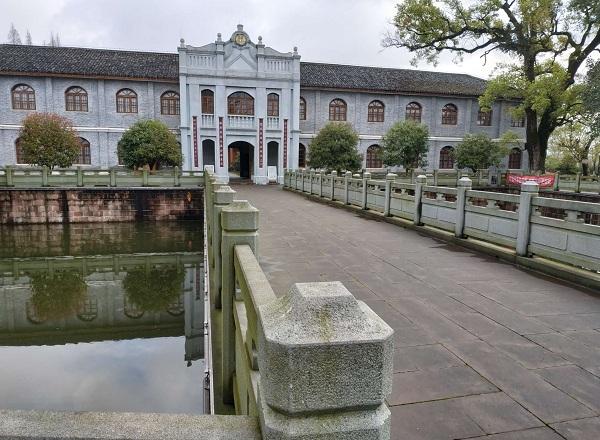 白鹭洲书院·泮池