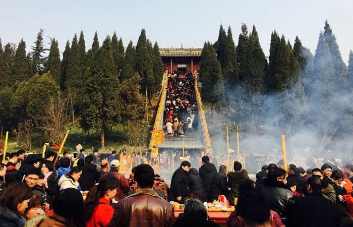 商丘火神台庙会入选国家级非物质文化遗产名录