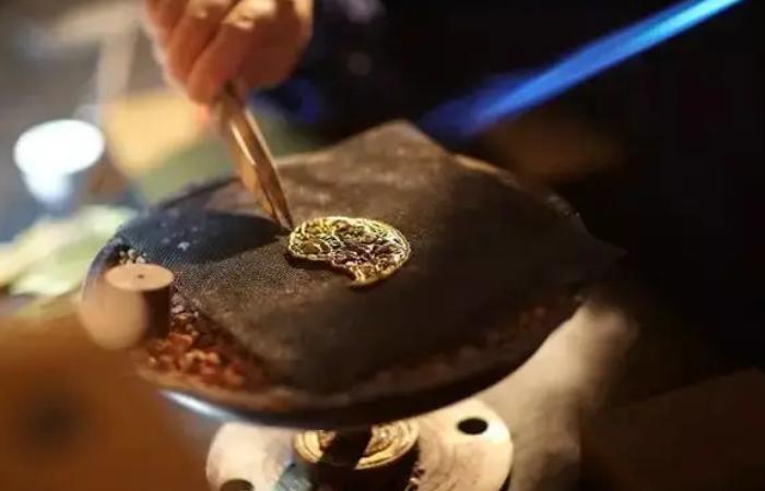 古代八大制金工艺,你知道是哪些吗?