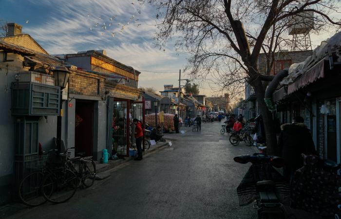 """北京拟将""""传统胡同""""作为历史文化名城保护对象"""