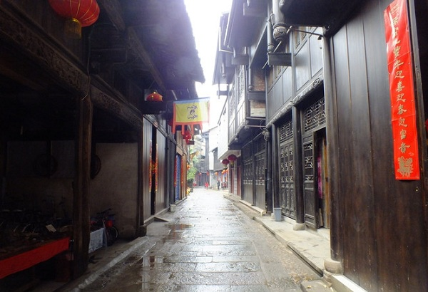 上清古镇街道