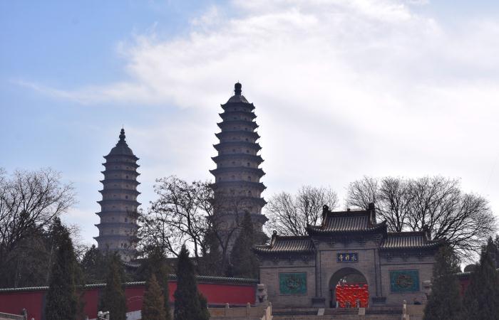 佛塔——见证佛教历史的寺院建筑