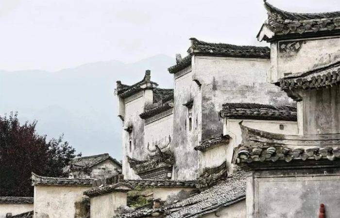 徽州古建筑民居的布局