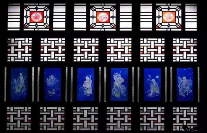 """国内首个""""满洲窗""""原创专题展在广州开幕"""