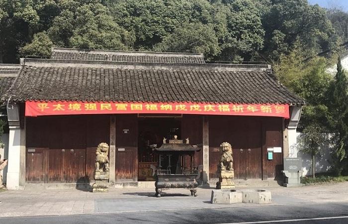 杭州大资福庙修缮-杭州大资福庙施工