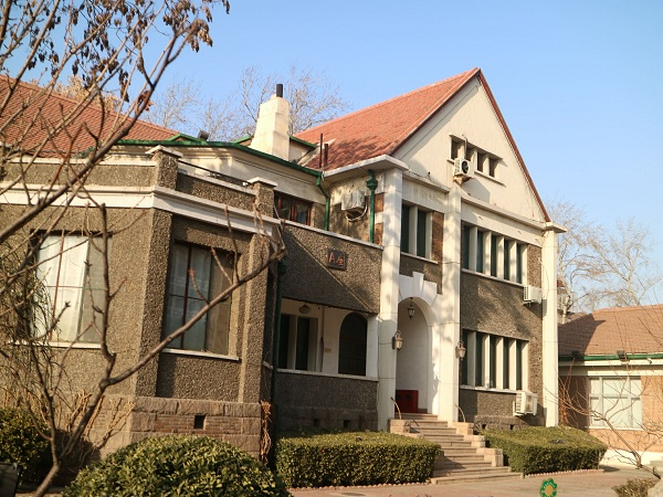 五大道历史文化街区建筑