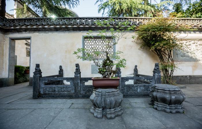 无墙则无家——中国古建筑中的墙文化