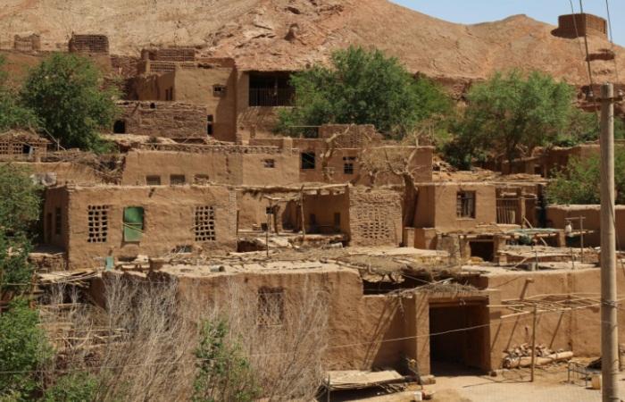 新疆维吾尔族的民居建筑特点