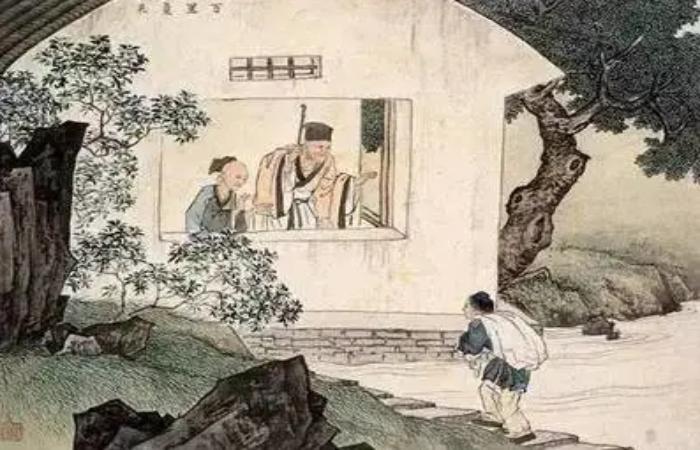 中国古代历史上关于养老的问题