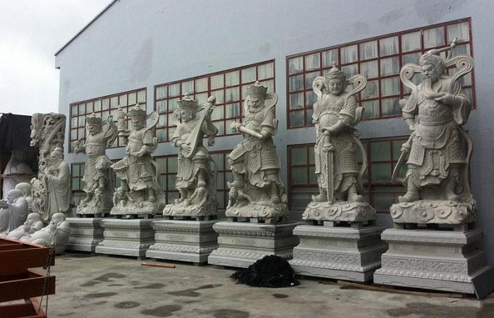 浅谈惠安石雕的艺术特色