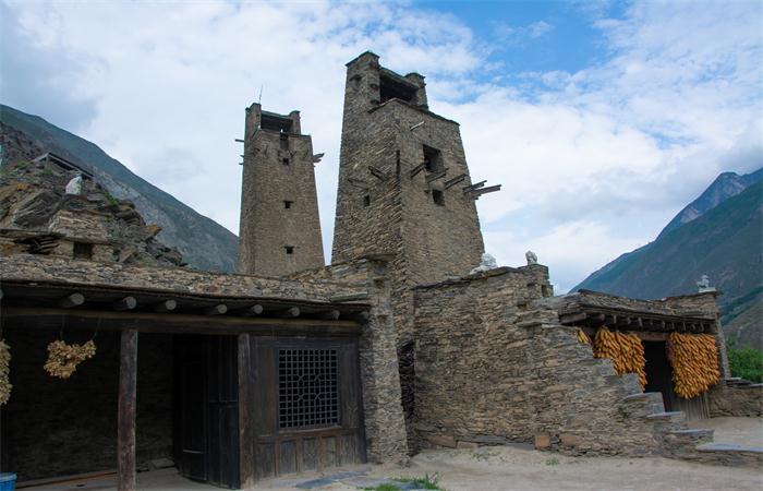 羌族碉楼——少数民族特色建筑