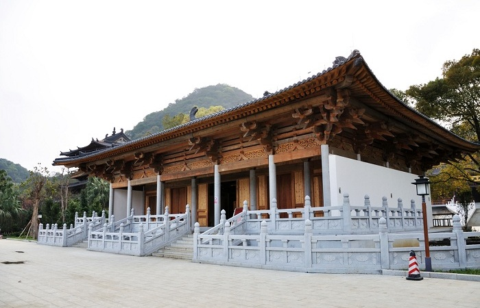 广西柳州开元寺设计-柳州开元寺施工