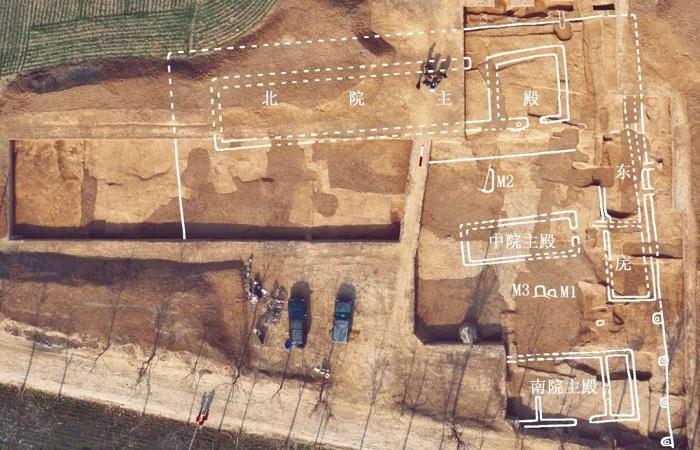 二里头遗址2021最新消息:发现高规格夏代墓葬