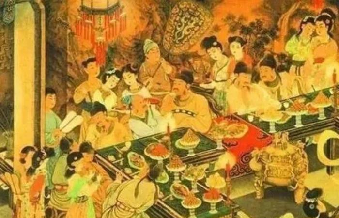 浅谈古代饮食文化:分餐与合餐是如何演化的?