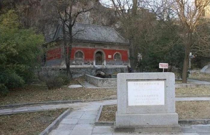 万佛堂孔水洞——京西南的唐代石窟秘迹