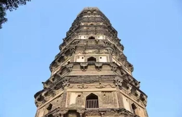 中国传统建筑中的塔,式样都有哪些?