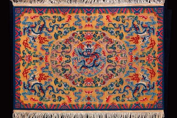 燕京八绝·宫毯