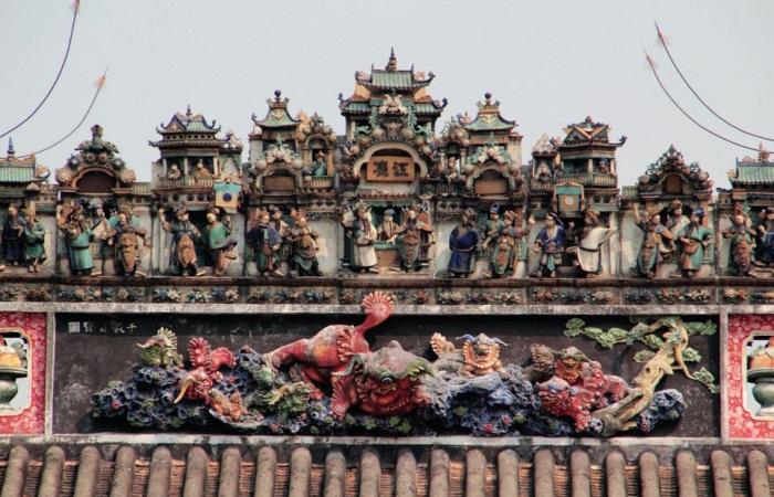 岭南文化︱岭南传统建筑特色