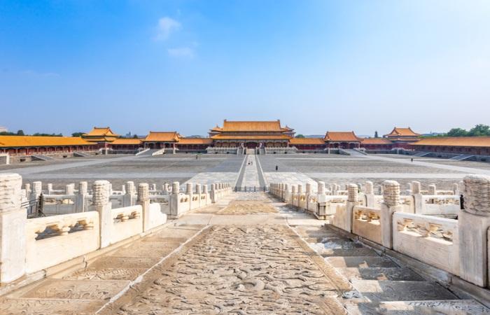 中国古建筑台阶有哪些讲究?