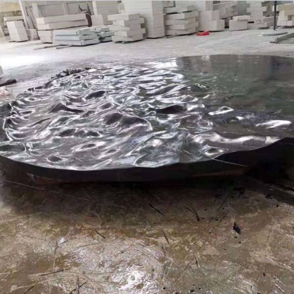 大理石艺术茶几--深圳市联兴石材工艺有限公司