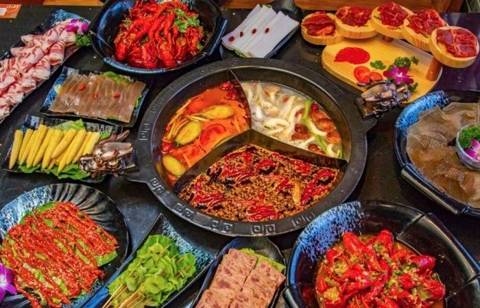 """古代人也吃""""火锅""""?分餐制原来古已有之"""