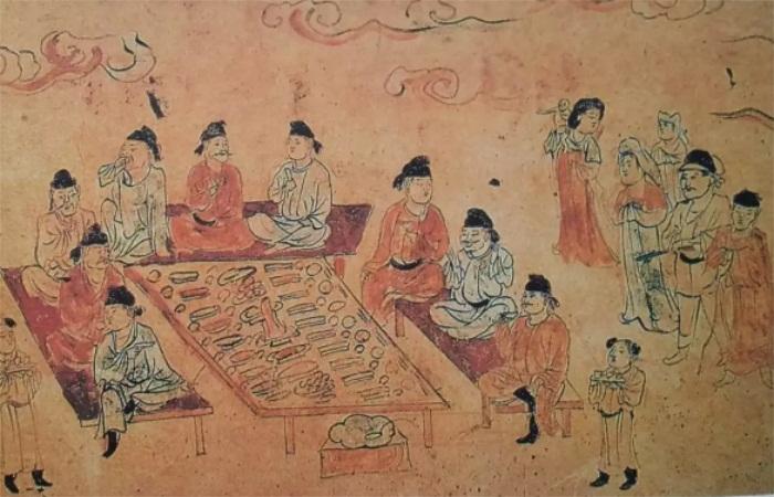 从诗经里看中国古代的饮食风俗