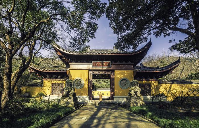 浅谈古代佛教寺院建筑设计