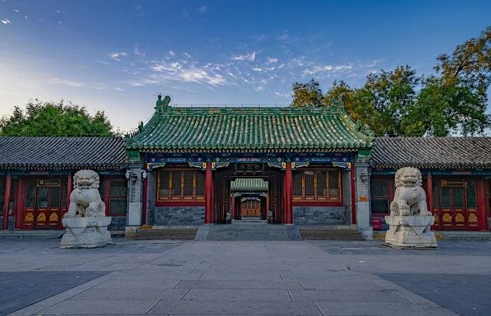 """中国建筑里的""""门堂之制"""""""