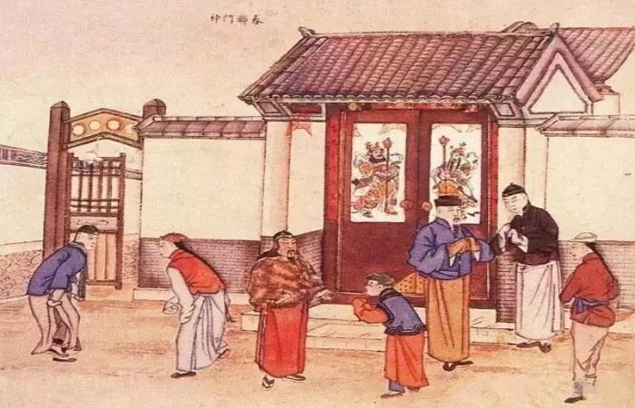 古代春节送礼有哪些传统习俗?