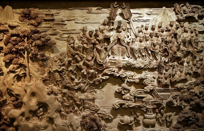 探析莆田木雕佛像的传承与发展