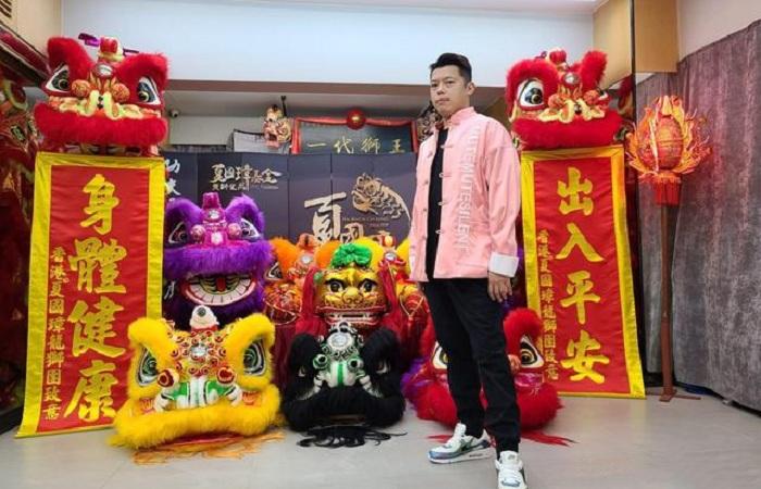 香港狮王:传承中国传统文化是一份责任