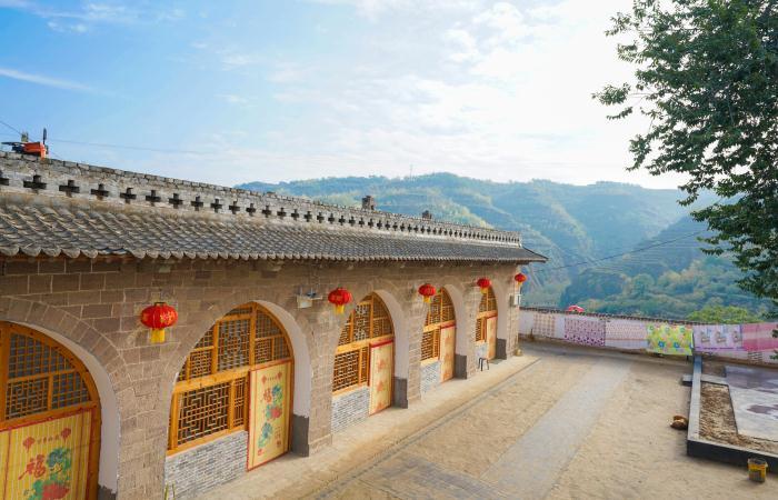 中国传统建筑风格与气候特征