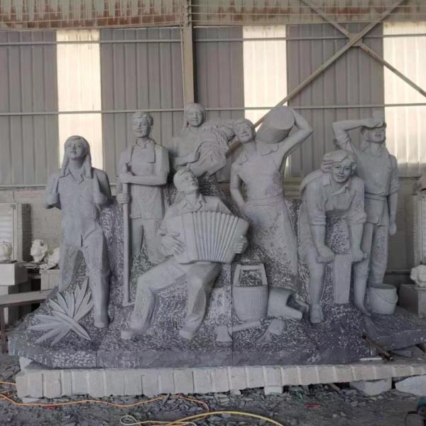 城市雕塑--深圳市联兴石材工艺有限公司