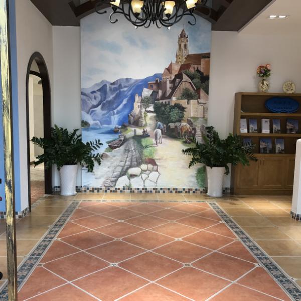 地砖--佛山市珍妮罗曼陶瓷有限公司